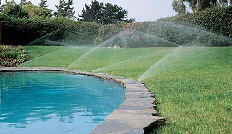 Residential Sprinkler System